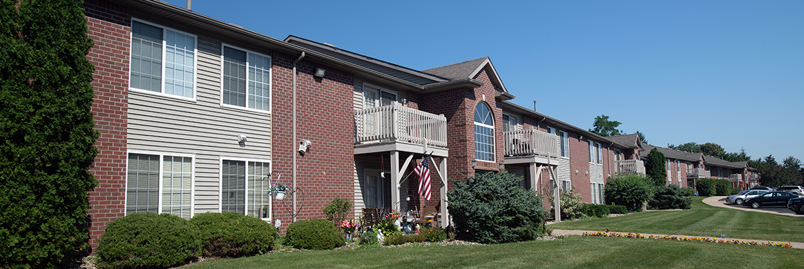 Springbrook Meadows Apartments in Jackson, Michigan